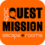 Logo Quest Mission Epic Escape Rooms