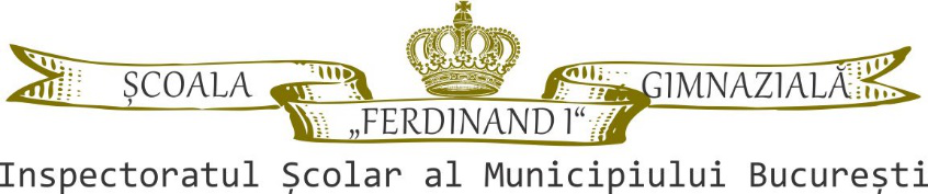Scoala Ferdinard