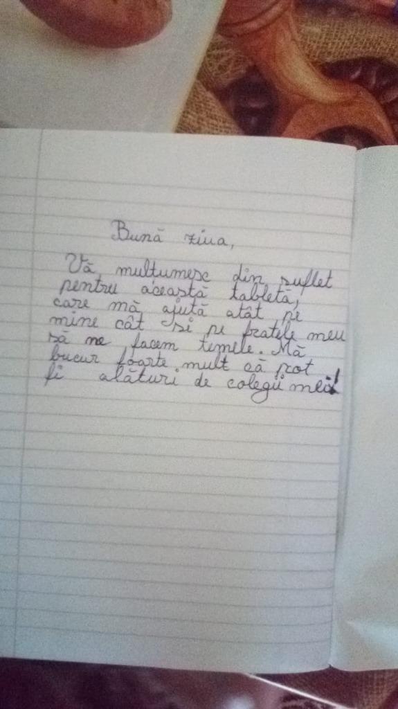 scrisoare Denisa